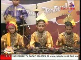 Lampung Gamolan Pekhing Festival 2016 GLOBAL SURYA