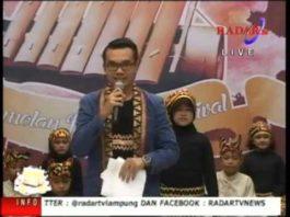 Lampung Gamolan Pekhing Festival 2016 SDN 7 GEDONG AIR