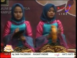 Lampung Gamolan Pekhing Festival 2016 SDN1 SUKAMAJU