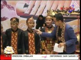Lampung Gamolan Pekhing Festival 2016 SMPN 7 BANDAR LAMPUNG