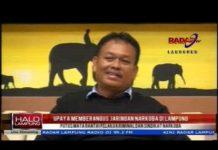 Upaya Memberangus Jaringan Narkoba di Lampung segmen 2